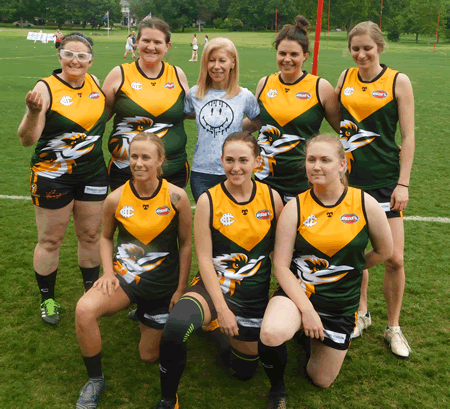 Atlanta Kookaburras Women 2019